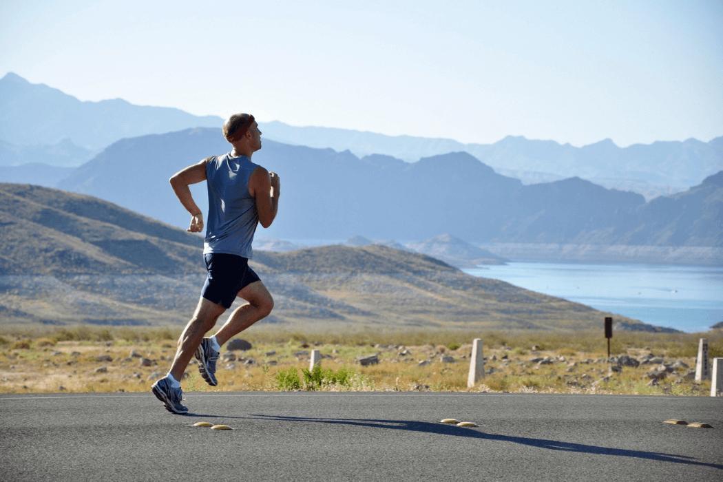 trening izometryczny - bieganie
